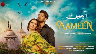 Aameen Lyrics Karan Sehmbi