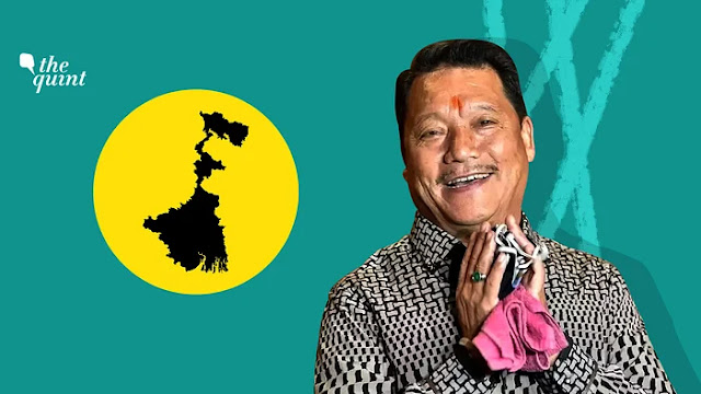 As Gurung Returns, Turmoil in the Hills May Be 'Powered by TMC