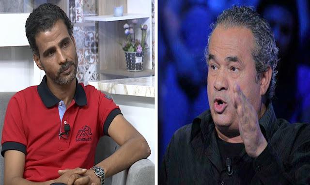 tunisie mhadheb rmili clash lamine nahdi