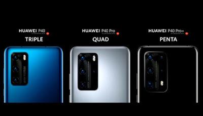 Huawei P40 Resmi Diliris, Begini Spesifikasinya