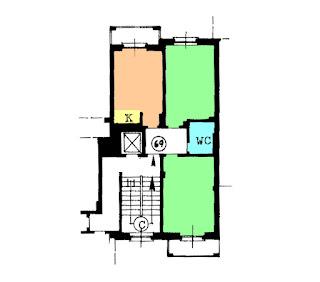 planimetria casa vendita san bartolomeo al mare imperia
