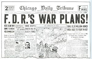 Rainbow 5, destined to be the basis for American strategy in World War II, assumed that the United States was allied with Britain and France and provided for offensive operations by American forces in Europe, Africa, or both