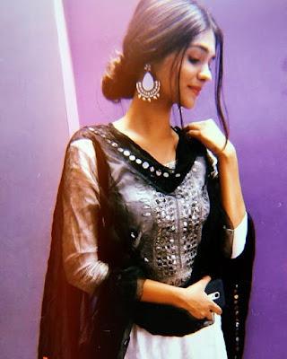 Pranali Rathod  actress