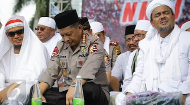 Tak Dukung Pertemuan Prabowo-Jokowi, PA 212: Kami Jaga Amanah Umat