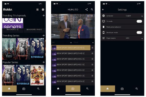تطبيق لمشاهدة القنوات المشفرة والافلام الاجنبية للايفون 2021