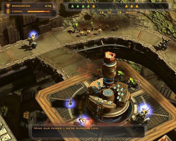 Defense Grid: The Awakening ScreenShot 02