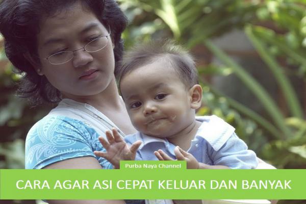Teruntuk Ibu-Ibu Menyusui, Agar ASI Buat Anak Lancar Coba Lakukan 5 Hal ini