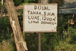 Dijual Tanah Pinggir Jalan Pantura Cirebon