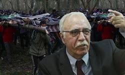 """Ο βουλευτής του ΣΥΡΙΖΑ και αντιπρόεδρος της Βουλής τόνισε ότι """"δεν μπορεί να φανταστεί μια ανθρωπότητα που θα στηρίζεται στους φράχτες&..."""