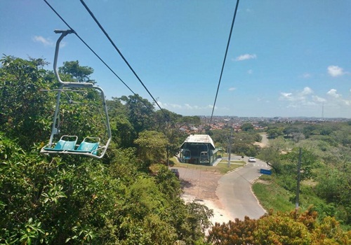 Pousada em Aracaju e Parque da cidade