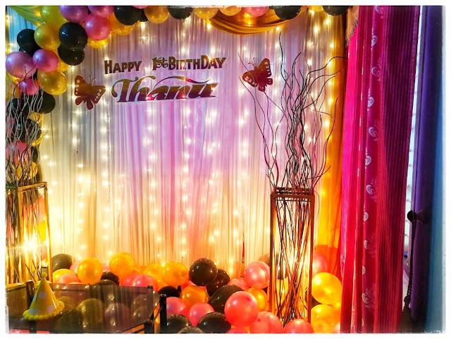 Birthday Party Decor Ideas