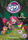 My Little Pony The Tail of the Timberwolf Books