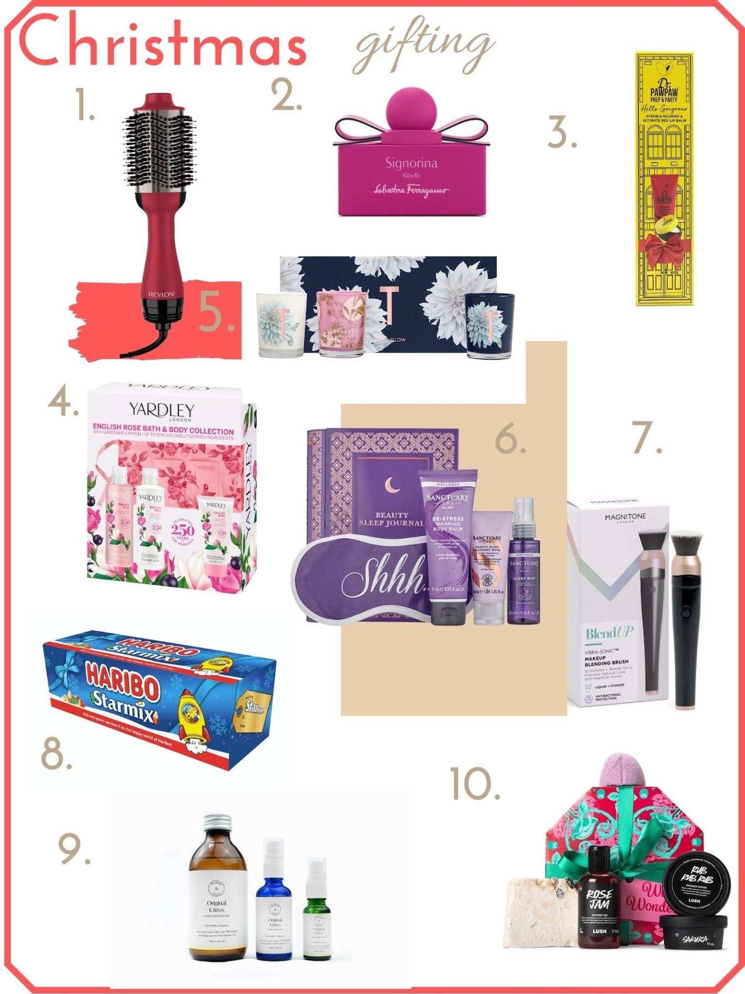woman christmas gift guide 2020