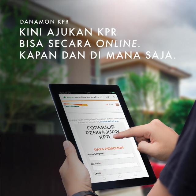 Keuntungan Simulasi KPR Bank Danamon
