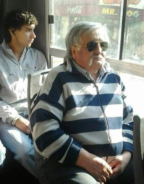 El expresidente Mujica de Uruguay
