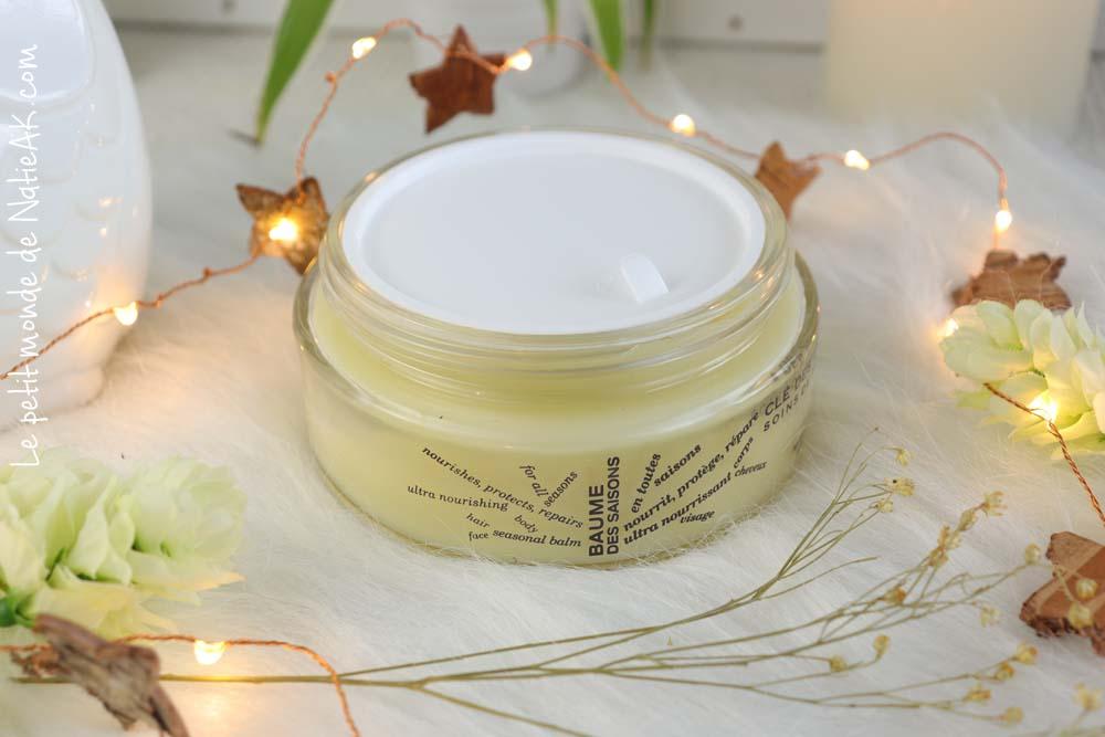 crème pour peau très sèche Clé des champs