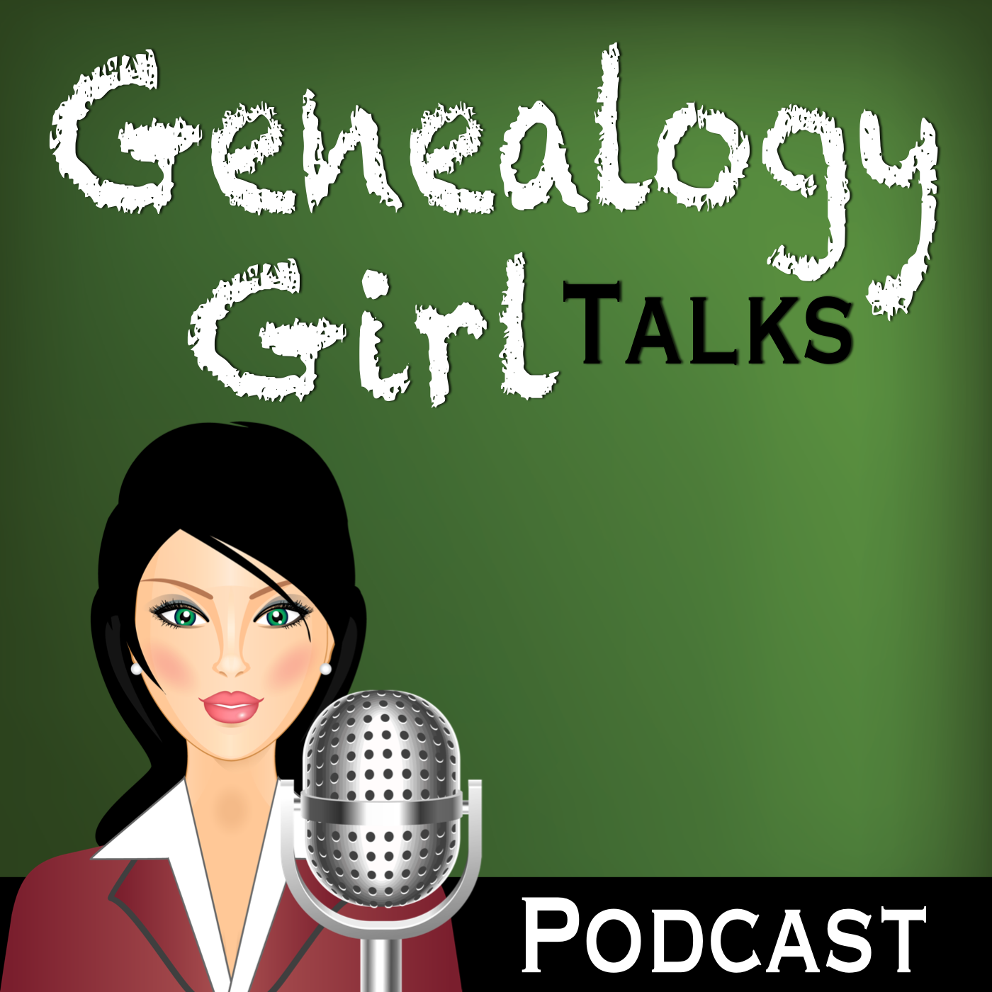 Getting Started in Genealogy & Family History Podcast Episode 004