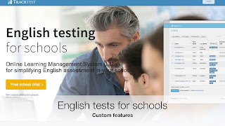 English schools online test