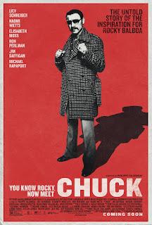 Chuck (2017) Movie Poster (aka The Bleeder)