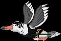 art concept gaviota guerrera