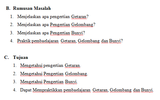 Getaran Gelombang Dan Bunyi Mi Nurul Huda Bandung