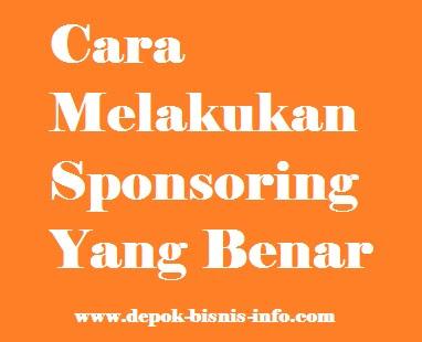 Bisnis, Info, Sponsoring, MLM, DS