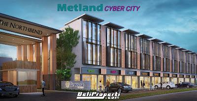 jual ruko metland cyber city