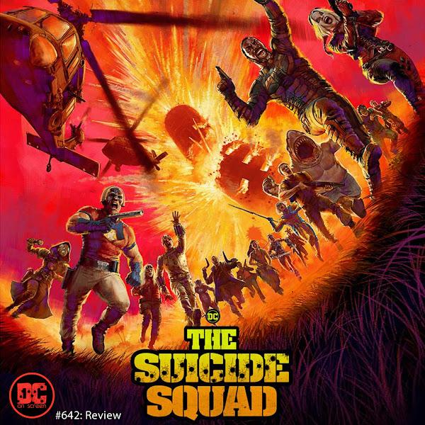 The Suicide Squad runs guns blazing