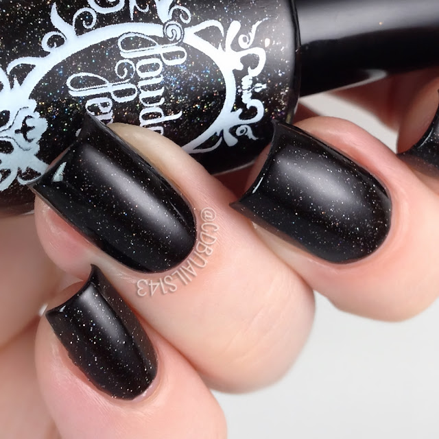 Powder Perfect-Black Like My Soul