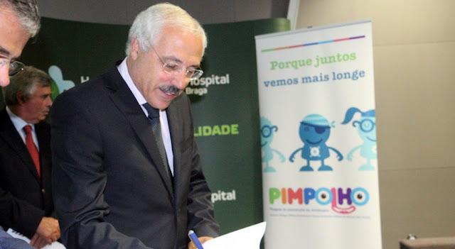 António Vilela - Presidente da Camara de Vila Verde