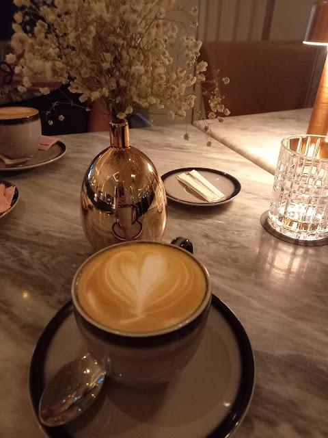 Coffee DH Lounge Riyadh