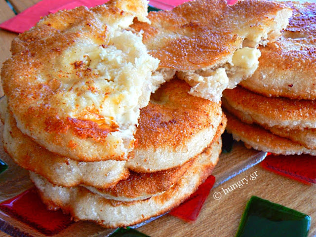Fried Cheese Pies