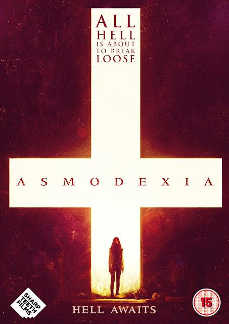 Asmodexia DVD cover