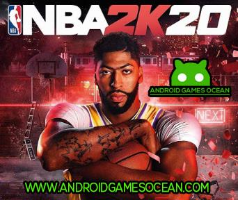NBA2k20 apk mod + obb files direct download mediafire