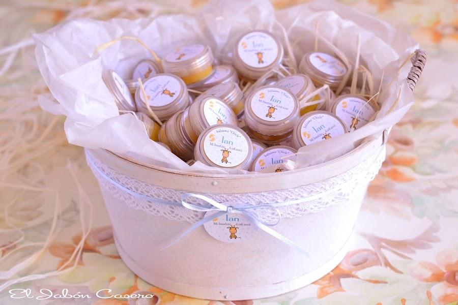 detalles de bautizo balsamos de karite
