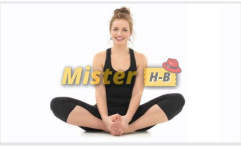 Yoga for Beginners: The butterfly pose