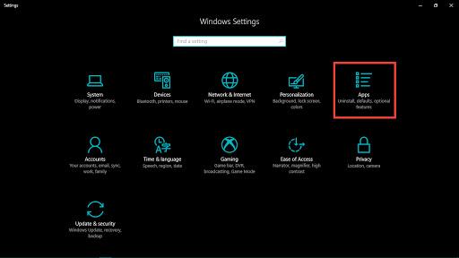 Windows Uninstaller