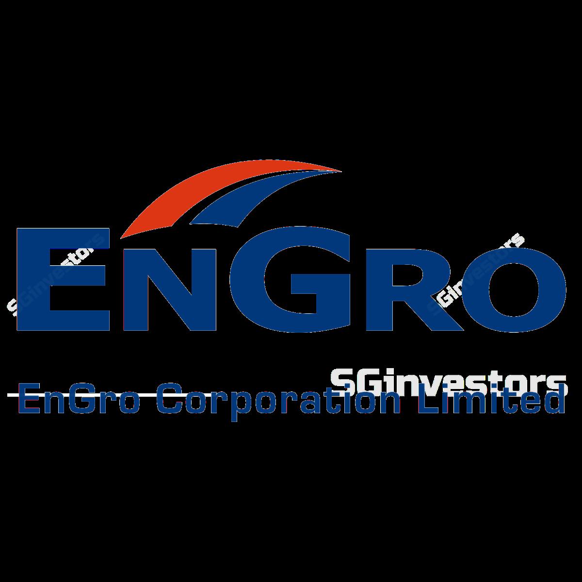 ENGRO CORPORATION LIMITED (SGX:S44) @ SGinvestors.io