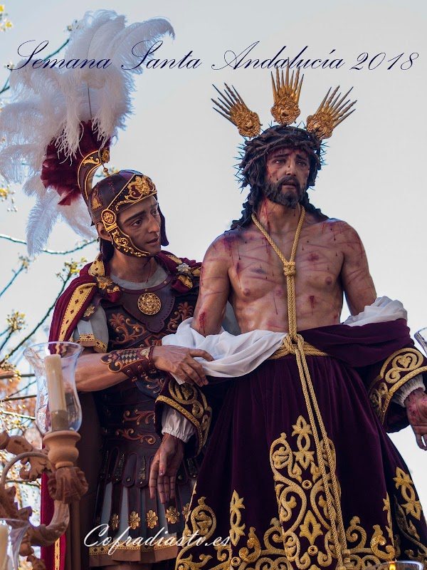 Indice de Horarios e Itinerarios de la Semana Santa 2018