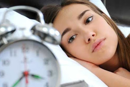 Solusi Atasi Insomnia dengan Benar