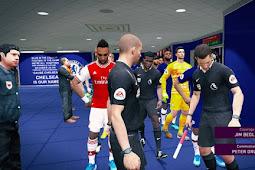New Entrance Stamford Bridge - PES 2017