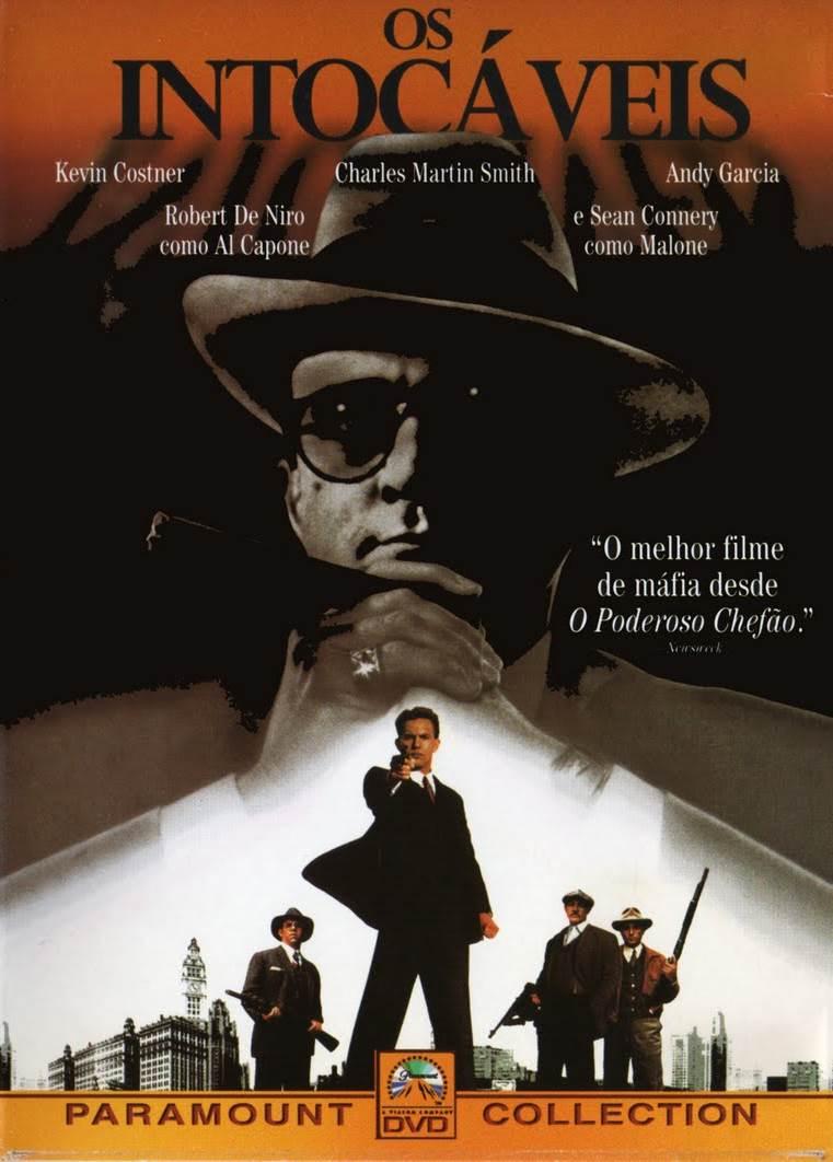 Os Intocáveis (1987) Dual Áudio | Dublado DVD-R Oficial Uptobox Download