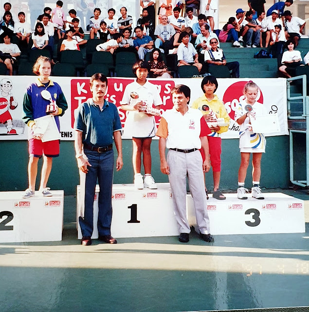 French Open: 2 Tahun Berlatih Bersama Coach Hadiman di Jakarta, Laura Siegemund Kini Pijakkan Kaki ke Babak 3