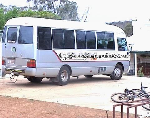 西澳旅游巴士