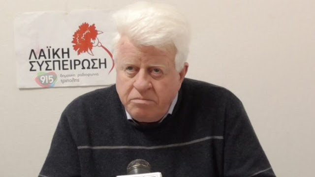 Δήλωση Νίκου Γόντικα για τις εκλογές της 26 Μαΐου 2019 (βίντεο)