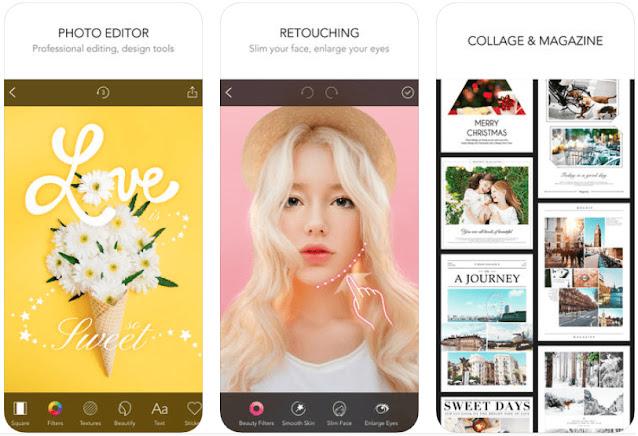 تطبيقات مجانية لتعديل الصور على ايفون