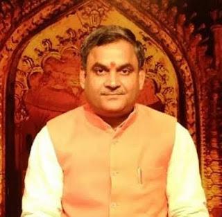 चरित्रवान समाज के निर्माण में संस्कृत का अमूल्य योगदान: विनोद  | #NayaSaberaNetwork