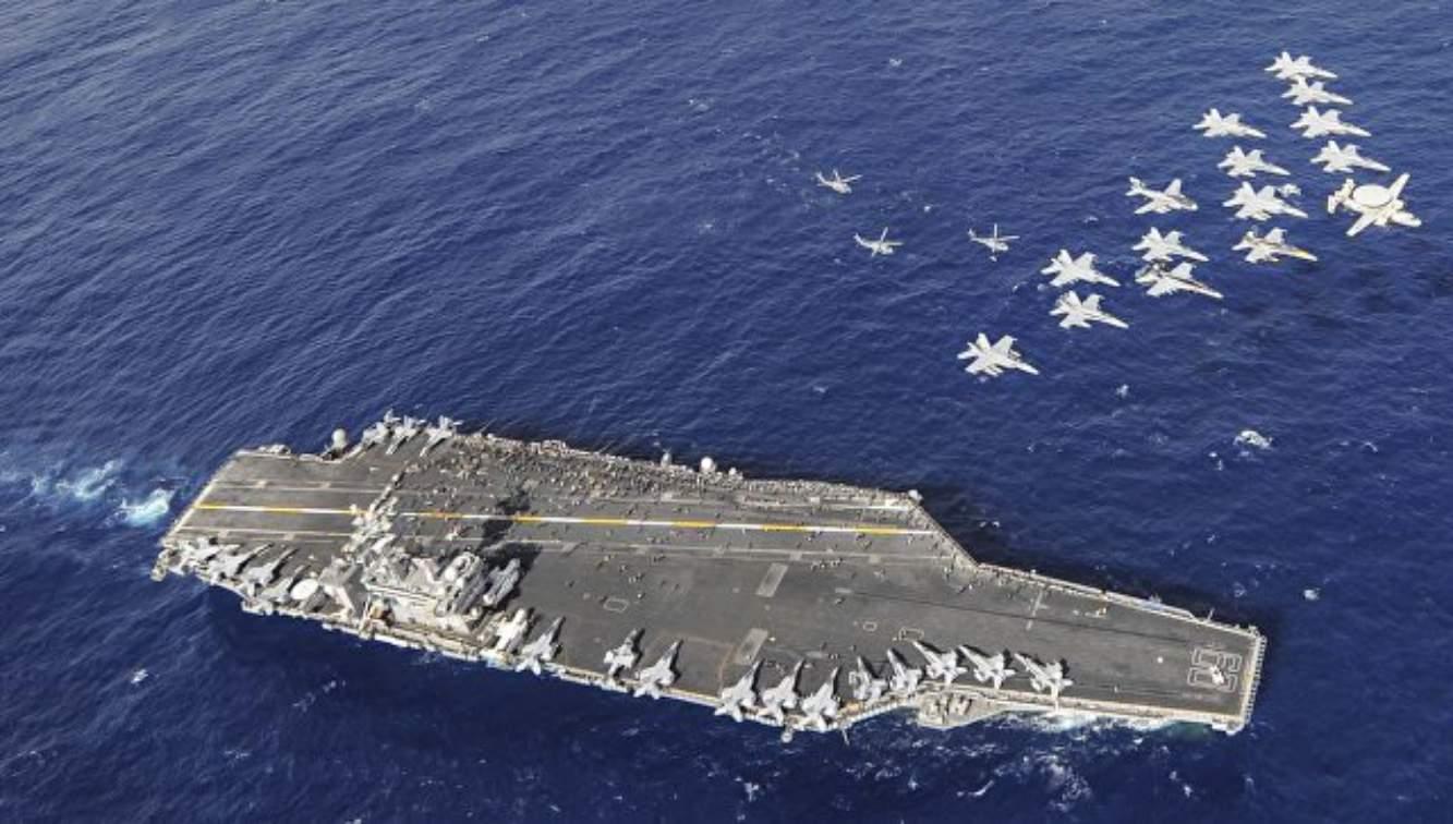 Angkatan Laut AS telah membatasi program untuk melindungi kapal induk dari serangan torpedo