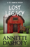 Lost Legacy (Zoe Chambers Mystery #2)