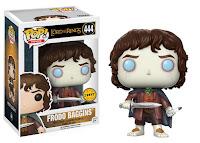 Funko Pop! Frodo Chase